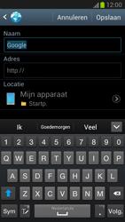 Samsung N7100 Galaxy Note II - Internet - Internet gebruiken - Stap 7