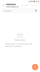 Samsung Galaxy J3 (2017) - E-mail - handmatig instellen (yahoo) - Stap 5