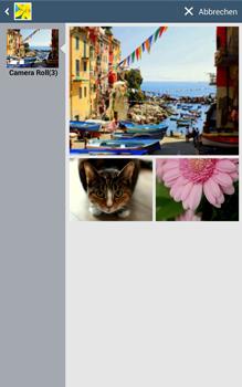 Samsung Galaxy Tab 3 8-0 LTE - E-Mail - E-Mail versenden - 2 / 2