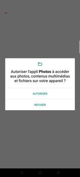 Oppo Find X2 Pro - Photos, vidéos, musique - Prendre une photo - Étape 15