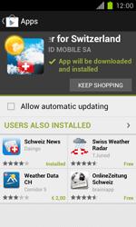 Samsung Galaxy S II - Applications - Installing applications - Step 16