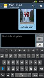 Samsung I9505 Galaxy S4 LTE - MMS - Erstellen und senden - Schritt 23