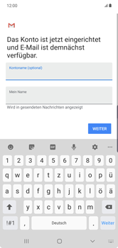 Samsung Galaxy Note 10 Plus 5G - E-Mail - 032b. Email wizard - Yahoo - Schritt 13