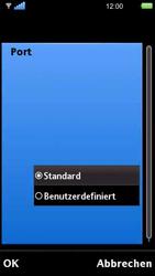 Sony Ericsson U5i Vivaz - E-Mail - Konto einrichten - Schritt 21