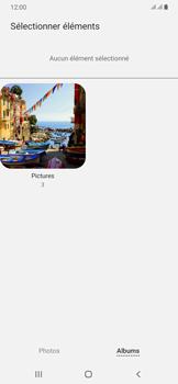 Samsung Galaxy A50 - Contact, Appels, SMS/MMS - Envoyer un MMS - Étape 20