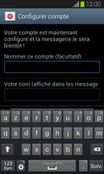 Samsung Galaxy S2 - E-mails - Ajouter ou modifier un compte e-mail - Étape 18