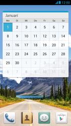 Huawei Ascend G526 - Startanleitung - Installieren von Widgets und Apps auf der Startseite - Schritt 8
