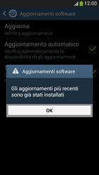 Samsung Galaxy S 4 Mini LTE - Software - Installazione degli aggiornamenti software - Fase 10