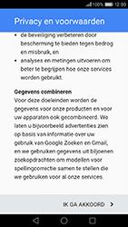 Huawei Honor 8 - apps - account instellen - stap 14