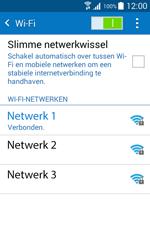 Samsung Galaxy J1 (SM-J100H) - WiFi - Handmatig instellen - Stap 8