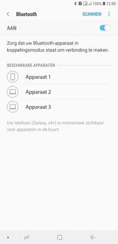 Samsung Galaxy J4 Plus - bluetooth - aanzetten - stap 8