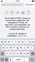 Apple iPhone SE - iOS 13 - Internet - Internetten - Stap 3