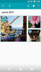 Sony Xperia XA2 - Photos, vidéos, musique - Envoyer une photo via Bluetooth - Étape 11