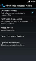 Bouygues Telecom Bs 403 - Internet et connexion - Désactiver la connexion Internet - Étape 5