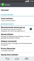 LG D620 G2 mini - voicemail - handmatig instellen - stap 5