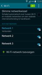 Samsung Galaxy Alpha (G850F) - WiFi - Handmatig instellen - Stap 9