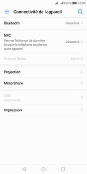 Huawei Mate 10 Pro - Internet et connexion - Connexion avec un équipement multimédia via Bluetooth - Étape 5