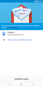 Nokia 7 Plus - E-mails - Ajouter ou modifier votre compte Gmail - Étape 12