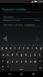HTC Desire 620 - Apps - Konto anlegen und einrichten - 11 / 23