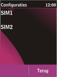 Nokia C2-03 - MMS - handmatig instellen - Stap 17