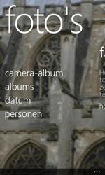 Nokia Lumia 620 - contacten, foto