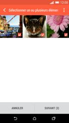 HTC Desire 816 - Photos, vidéos, musique - Envoyer une photo via Bluetooth - Étape 10
