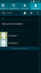 Samsung Galaxy K Zoom 4G (SM-C115) - Contacten en data - Contacten overzetten via Bluetooth - Stap 4