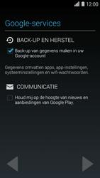 Huawei Ascend Y550 - apps - account instellen - stap 14
