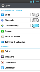 LG D505 Optimus F6 - Internet - Handmatig instellen - Stap 4