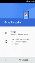Huawei Ascend Y550 - E-mail - e-mail instellen (gmail) - Stap 8