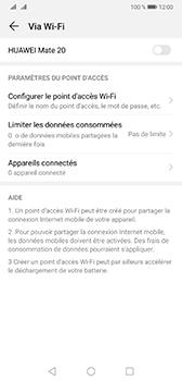 Huawei Mate 20 - Internet - comment configurer un point d'accès mobile - Étape 6