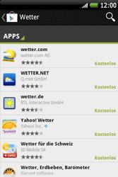 HTC Wildfire S - Apps - Herunterladen - 12 / 22
