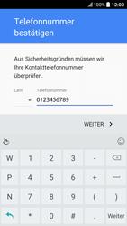 HTC 10 - Apps - Konto anlegen und einrichten - 1 / 1