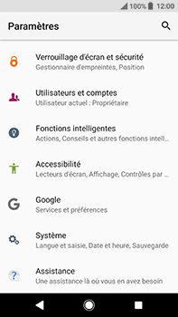 Sony Xperia XA2 Ultra - Appareil - Mises à jour - Étape 5