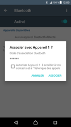 Sony Xperia XZ - Bluetooth - connexion Bluetooth - Étape 9