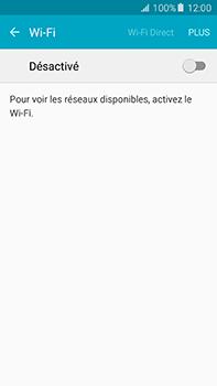 Samsung Galaxy A8 - WiFi - Configuration du WiFi - Étape 5