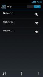 Acer Liquid Z5 - WiFi - verbinding maken met WiFi - Stap 6