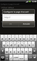 HTC S510b Rhyme - Internet - Configuration manuelle - Étape 17