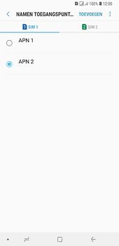 Samsung Galaxy A6 Plus - internet - handmatig instellen - stap 19
