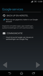 Sony Xperia Z3 Compact 4G (D5803) - Applicaties - Account aanmaken - Stap 13
