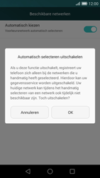 Huawei Ascend G7 - Netwerk - gebruik in het buitenland - Stap 11