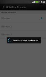 HTC Desire 500 - Réseau - utilisation à l'étranger - Étape 12