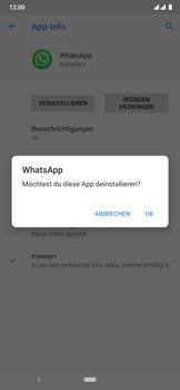 Nokia 6.2 - Apps - Eine App deinstallieren - Schritt 8