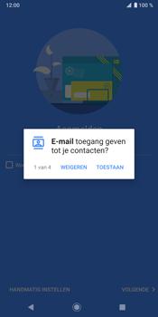 Sony Xperia XZ3 - E-mail - Handmatig instellen (outlook) - Stap 10