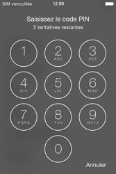 Apple iPhone 4S (iOS 8) - Premiers pas - Créer un compte - Étape 4