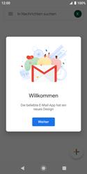 Sony Xperia XZ2 Compact - Android Pie - E-Mail - Konto einrichten (gmail) - Schritt 14