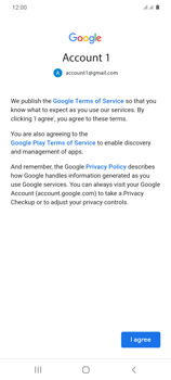 Samsung Galaxy S20 Plus 5G - E-mail - 032a. Email wizard - Gmail - Step 11