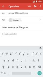 Nokia 5 (TA-1024) - E-mail - Hoe te versturen - Stap 8