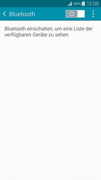 Samsung Galaxy Note 4 - Bluetooth - Verbinden von Geräten - Schritt 5