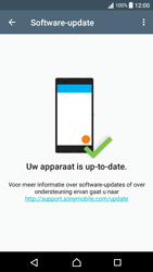Sony Xperia XA (F3111) - Android Nougat - Toestel - Software update - Stap 7